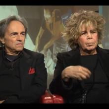 """L'ARTE PUO' ESSERE ANCHE BRUTTA?  Introduzione di Luisa Galdo all'intervista video a Simonetta Lux della puntata del programma """"Lo stato dell'arte"""" di rai 5."""