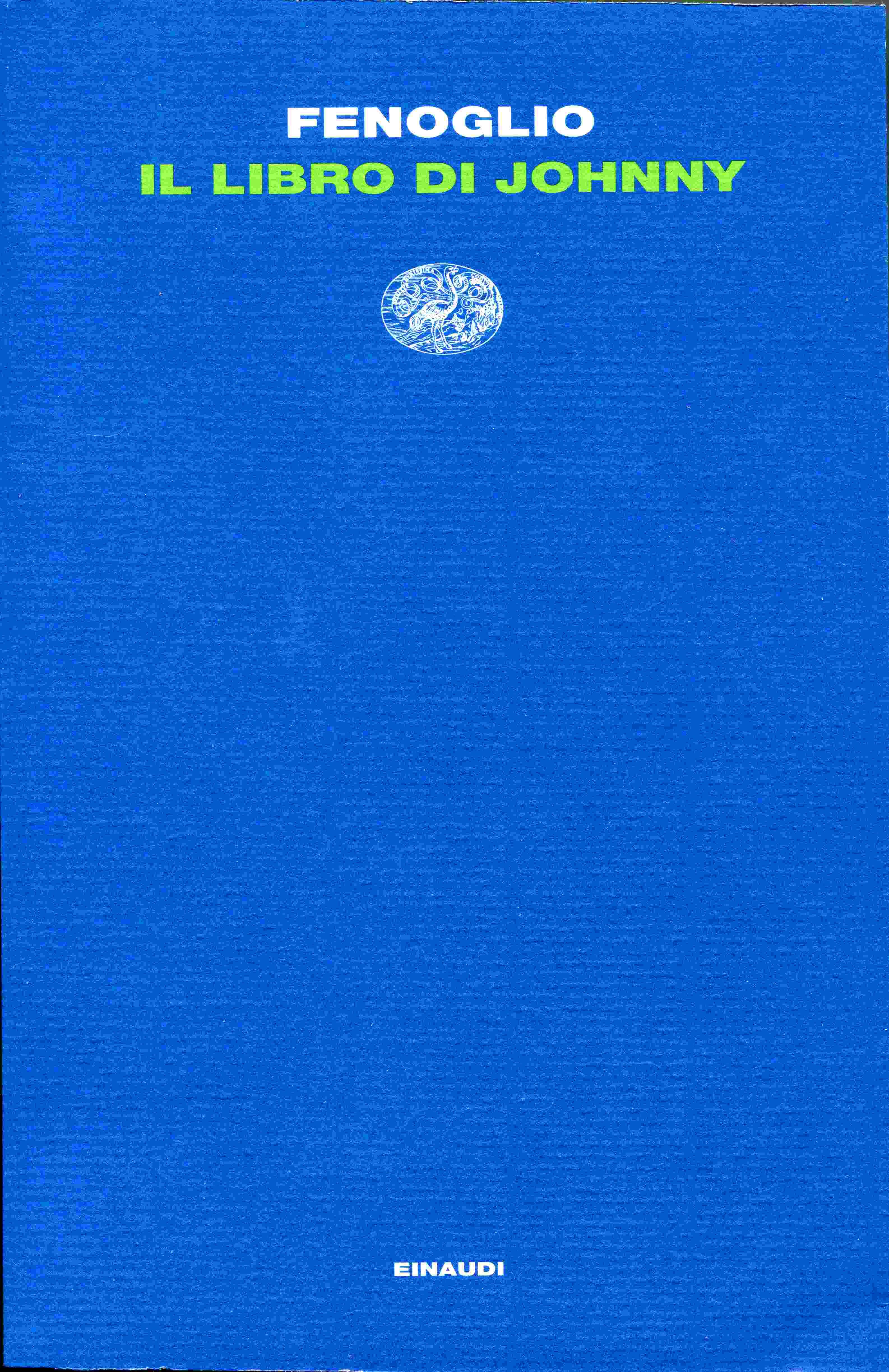 1 FENOGLIO_IL LIBRO DI JOHNNY015