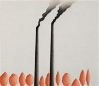 14 salvatori-senza-titolo 1981 pastello su tela
